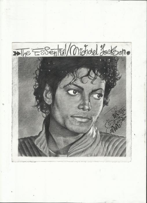Michael Jackson by MaNaR